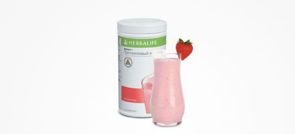 myHerbalife.com | Протеиновый коктейль Формула 1