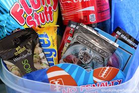 Play. Party. Pin.: Super Bowl Party Game and Prize Ideas: Super Bowl Commercial Bingo
