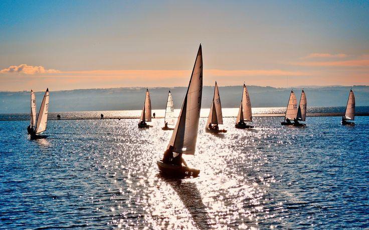 Summer Sailing!