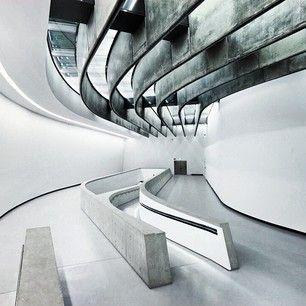 Museum MAXXI - Rome - Zaha Hadid