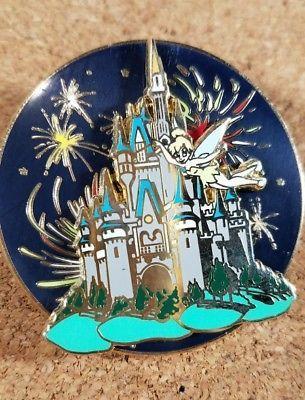 Disney Tinker Bell Magic Kingdom spinning pin