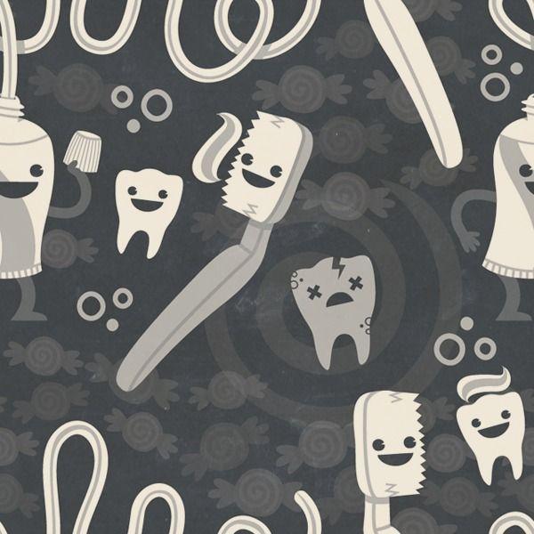 #Dental Hygiene Pattern, Philip Tseng