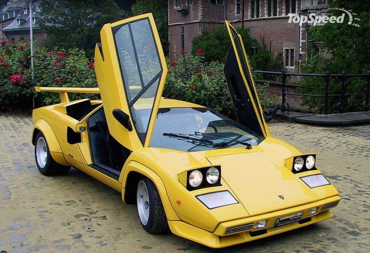 1973 - 1990 Lamborghini Countach picture