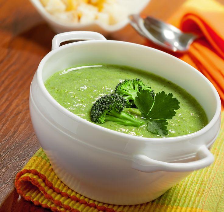 Low Fat Brokkoli-Suppe