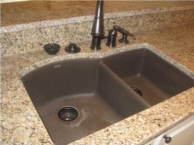 Composite Stone Countertops : Composite Sinks on Pinterest Granite composite sinks, Composite ...
