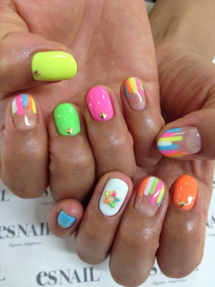 25 Best Images About EDC NAIL ART On Pinterest