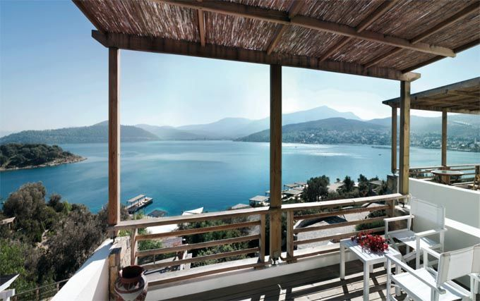 wouldn't mind being whisked away to Bodrum for a few days