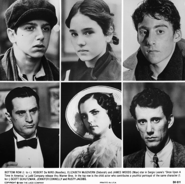 Once Upon a Time in America (1984) - Photo Gallery - IMDb