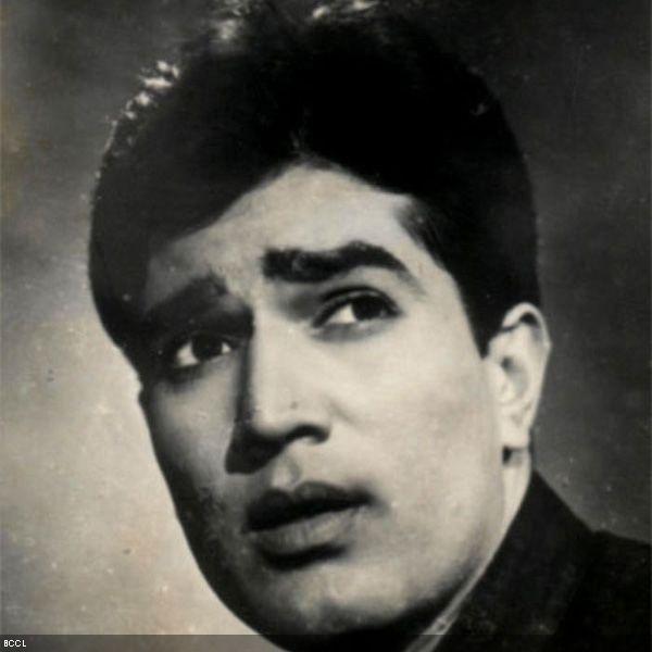 50 Handsome Hunks in Bollywood:  Rajesh Khanna