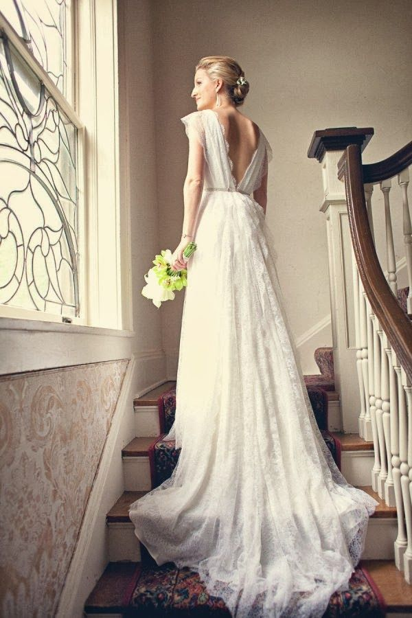"""Sivous n'êtes pas encore décidée à dire """"oui"""" à votre amoureux, cette sélection de robes absolument sublimes pourrait bien vous faire changer d'avis..."""