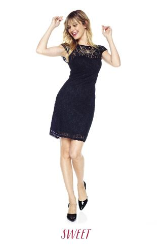 maurices outfit generator: holiday party sweet