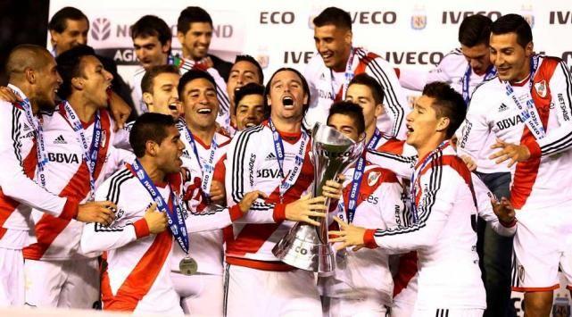 River Plate Campeón! ;)