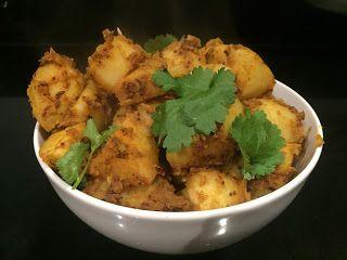 Kat's Diet Kitchen: Syn Free Bombay Potatoes