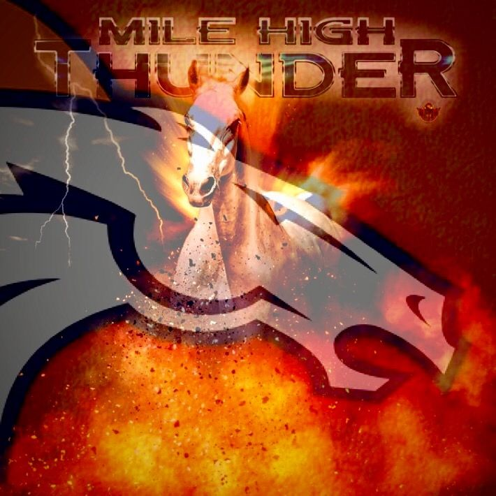 Let's go Broncos!! Beat the Chefs!!! 2016 Week 12