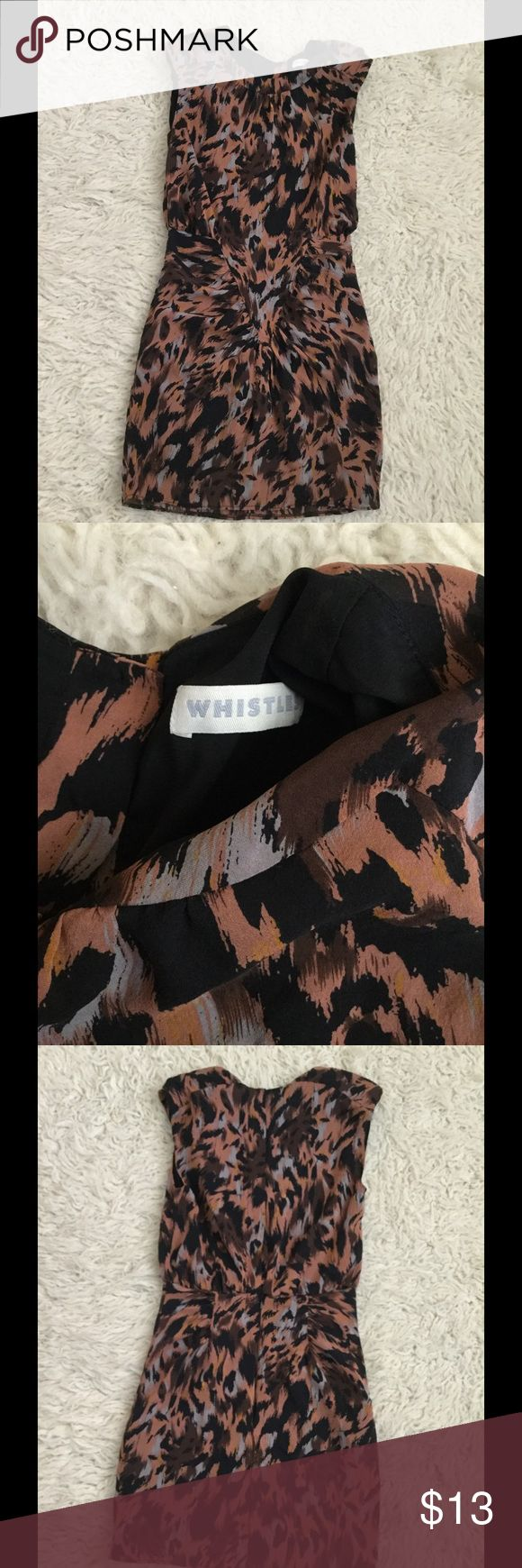Whistles fully lined dress size XS Very cute dress, Whistles, size XS, in very good shape. Fully lined. Whistles Dresses Mini