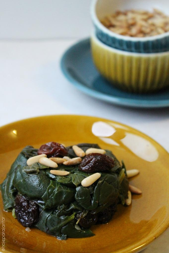 Sauteed spinach, Pine and Spinach on Pinterest