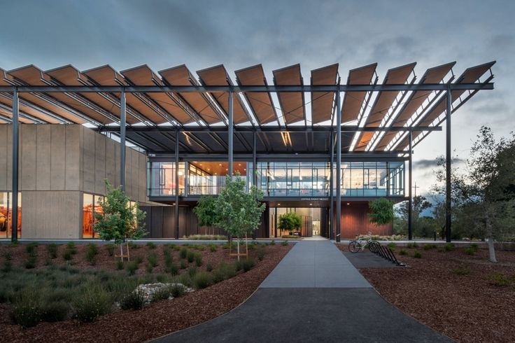 Stanford's Central Energy Facility- ZGF Architects