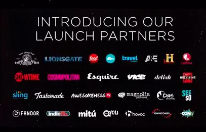 LeEco is launching a US video service with some high profile partners