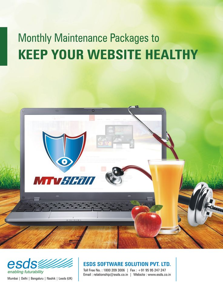 Keep your #Website and your #webassets healthy with #MTvScan #securityscanner tool.