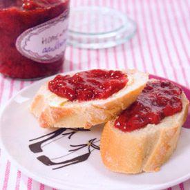 Homemade aardbeienjam - recept - okoko recepten