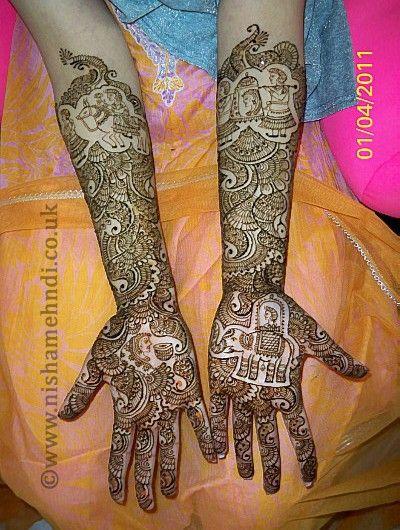 Mehndi Cakes London : Nisha mehndi art london based professional bridal henna