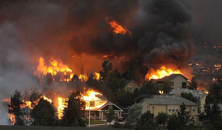 Photos: Waldo Canyon Fire