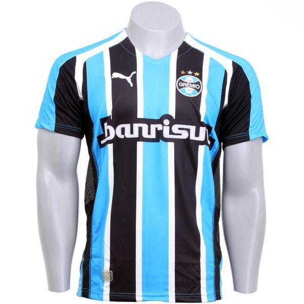Camisa do Grêmio eleita a mais bonita do mundo - História do Grêmio - Laifi