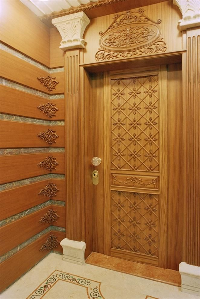 excellent wooden entrance door design house