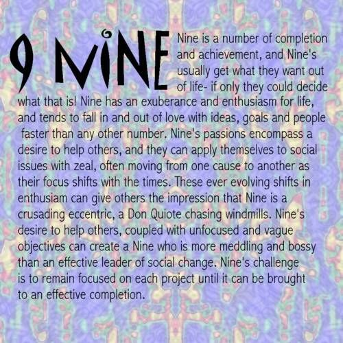 Addresses numerology