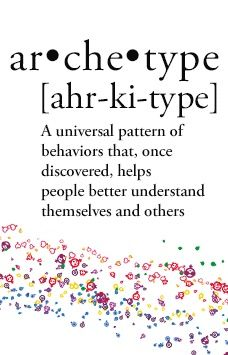 Archetype - click : www.humanmetrics.... to take Carl Jung typology test, learn yourself :)