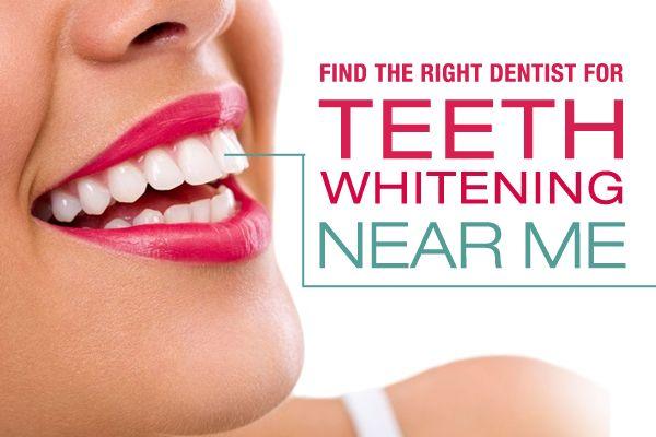 Teeth Whitening Near Me: How to Find the Best Dentist - http://www.dmsdmd.com/teeth-whitening-near-me/