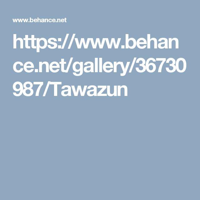 https://www.behance.net/gallery/36730987/Tawazun