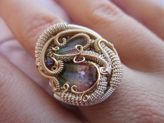 Wow.: Pretty Jewellery, Fashion Ideas, Super Unique, Neat Randoms, Beautiful Rings