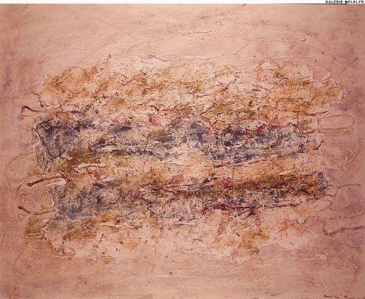 jean fautrier   Tachismo: o abstratismo espontâneo