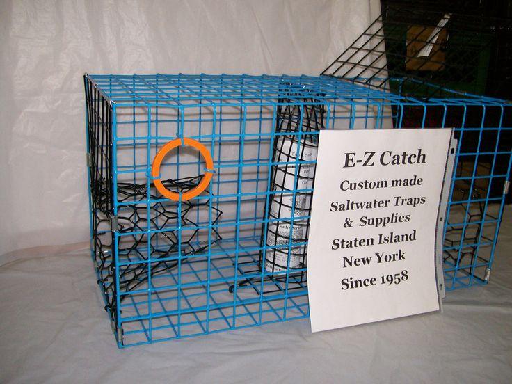Florida Shrimp Trap Design - 0425