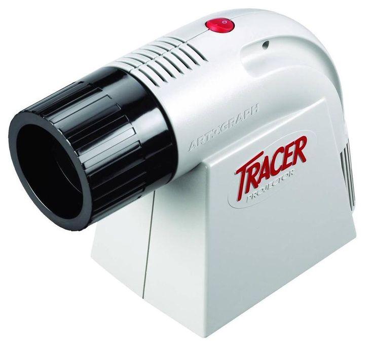 Artograph Tracer Tattoo Projector Enlarger Art Drawing Design 225-360 Opaque #Artograph