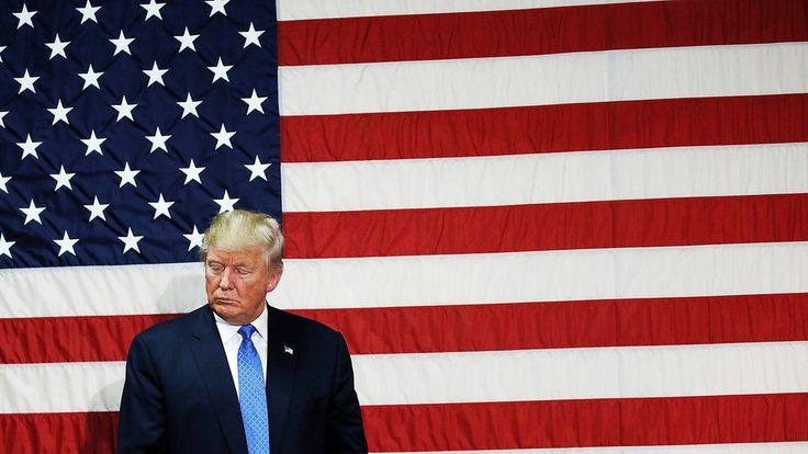 Donald Trump Chokes at Town Hall Debate Rehearsal   Vanity Fair