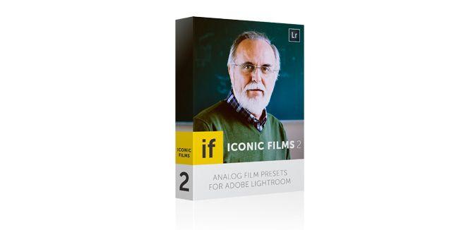 'Iconic films 2' presets for Lightroom by www.reallyniceimages.com