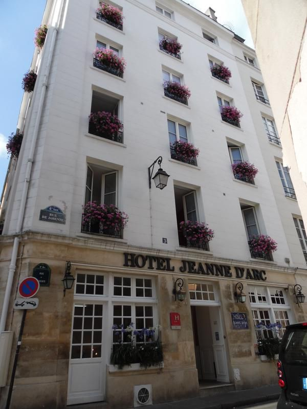Hotel Jeanne d'Arc