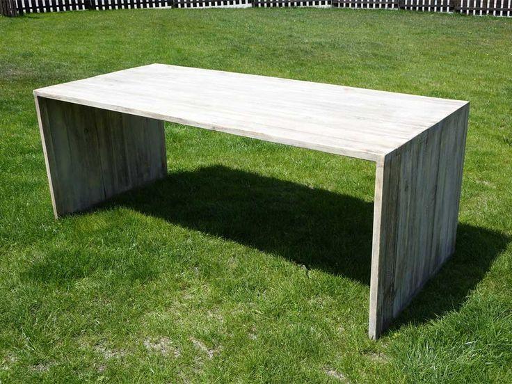 Stół ogrodowy rustykalny Thar