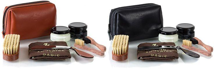 la cordonnerie anglaise shoe shine kit clipper. Black Bedroom Furniture Sets. Home Design Ideas