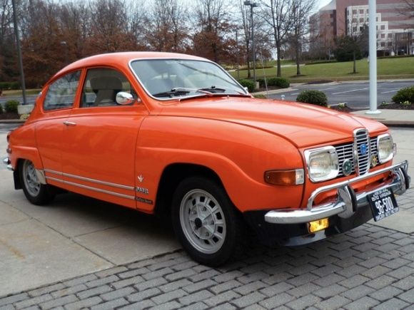 1970 Saab 96 V4 Baja Rally Competition Homologation Special For Sale Front