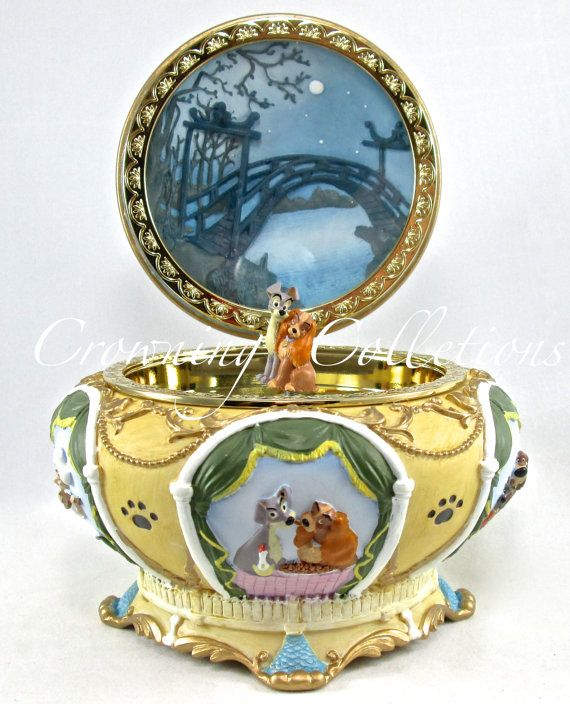 10 best disney round music box jewelry box collection