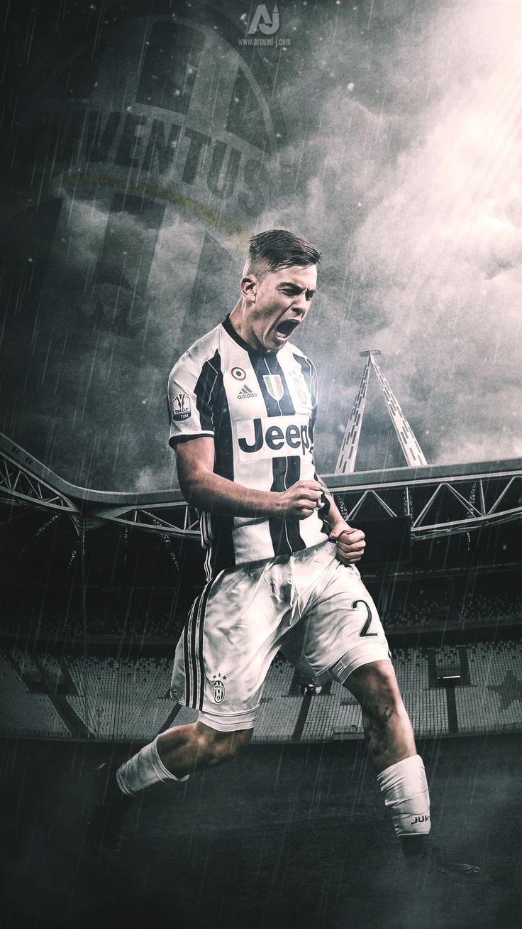 Paulo Dybala Wallpaper For Mobile Iphonewallpapers Football