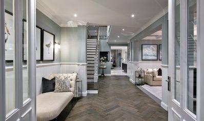 ID Studio by World of Style Astor Grange 54 Hallway