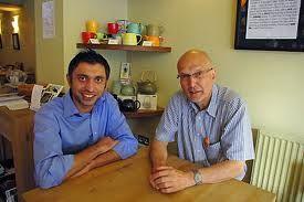Kasim Ali  Chemist / Traveller  Waterloo Tea
