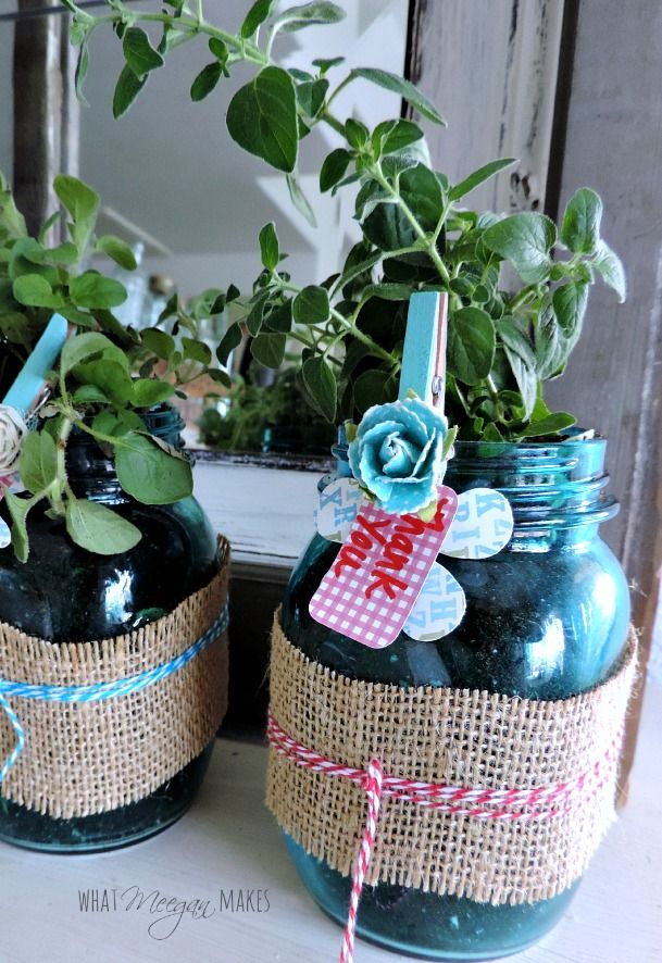 Thank you gifts gift ideas and mason jars on pinterest for Easy presents to make for friends