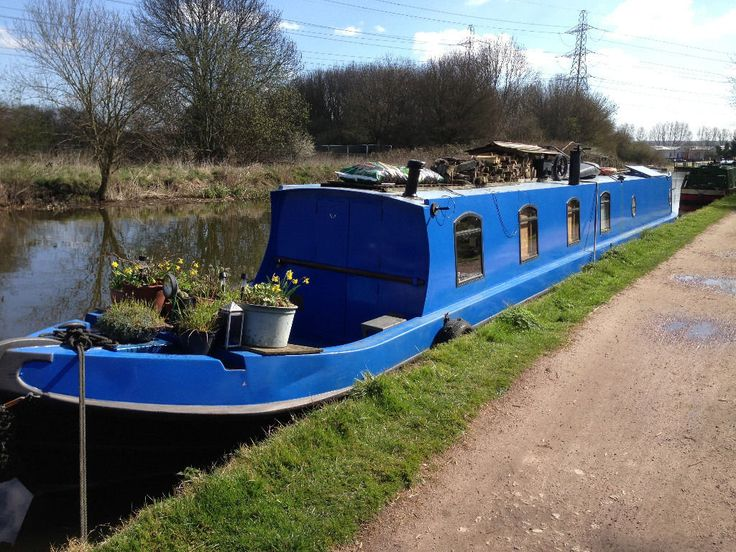 60ft Beautiful Traditional Narrowboat 'Antler' Liveaboard Canal Boat - For Sale | For Sale