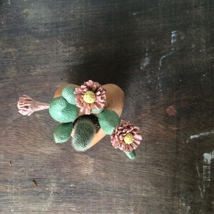 #11 #cuoredicactus #ceramicacti #handmadeinitaly #madeinitaly #zanellazine