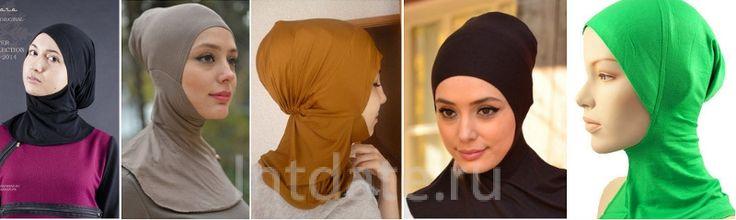 О женских мусульманских головных уборах. Как завязывать хиджаб и платок